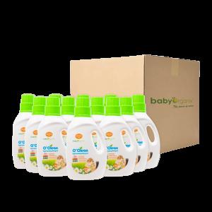 Baby-Organix-O'Clean Liquid Laundry Detergent (12PCS)