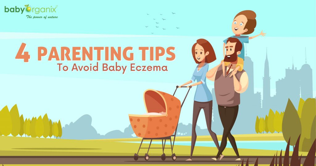 4 Parenting Tips To Avoid Baby Eczema